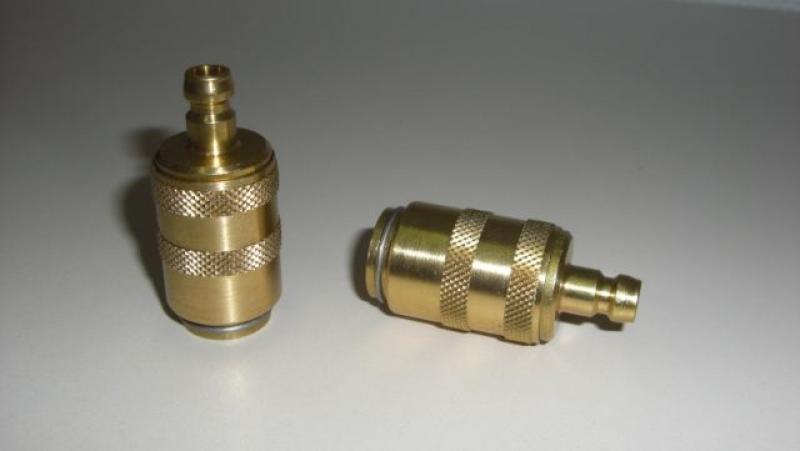 WKHA 13mm auf 9mm, ohne Ventil, 10er Set