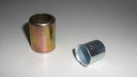 Presshülsen Stahl 15 - 17 mm - 10 Stück