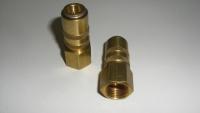 WKH 9mm Gerade - G 3/8 IG, ohne Ventil, 10er Set