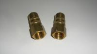 WKH 13mm Gerade - G 1/2 IG, ohne Ventil, 10er Set
