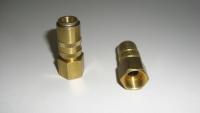 WKH 9mm Gerade - M 14x1,5 IG, ohne Ventil, 10er Set